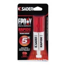 Sader Epoxy Rapide seringue...