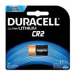 Duracell CR2  3V   LITHIUM