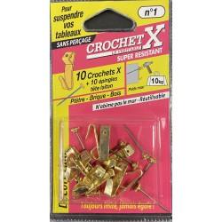 CROCHET X N1 LE VERITABLE