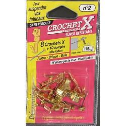 CROCHET X N2 LE VERITABLE